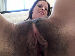 Petite Girlfriend With Hairy Pussy Gets Fucked And Jizzed